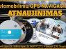 GPS navigacijos atminties praplėtimas, kortelės įlitavimas, žemėlapių naujinimas (3)