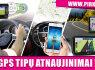 GPS navigacija negaudo siganlo, pameta palydovus, ilgai gaudo signalą (2)