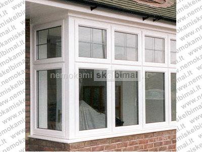 Balkonu stiklinimas kaune