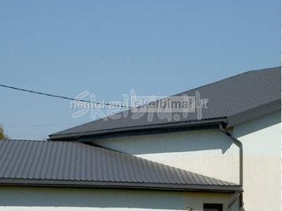 Plieninė stogo danga - 4, 28Eur m2