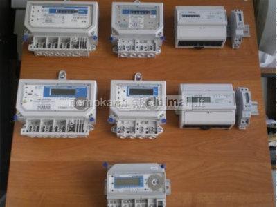 Elektors skaitikliai, modulinis elektros skaitiklis