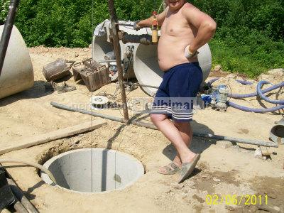 suliniu ir kanalizaciju kasimas