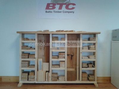Medienos gaminiai jūsų namo statybai