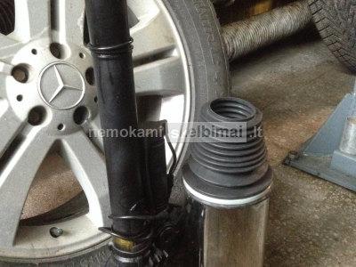 Pneumatine pakaba Airmatic ir kitu pneumatiniu pagalviu remontas