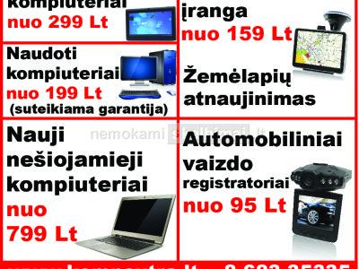 Našiojamųjų kompiuterių ir elektronikos surinkimas Šiauliuose