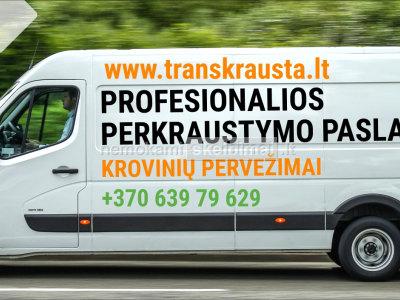 Kraustykis su mūsų komanda Kaune, Vilniuje ir visoje Lietuvoje nuo 8euru val