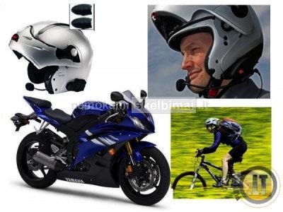 Racija motociklams, dviračiams, keturačiams