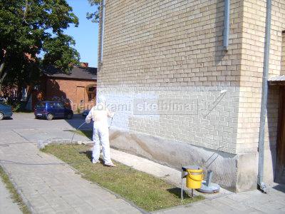 Angokraščiams, sienoms, luboms, apšiltinti
