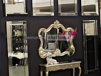 Klasikiniai ir modernūs veidrodžiai