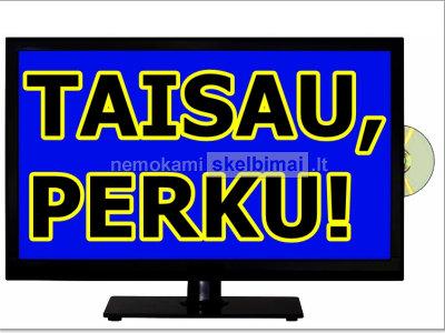 Televizorius taisymas