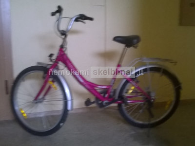 dviratis vaikui 8 - 12m