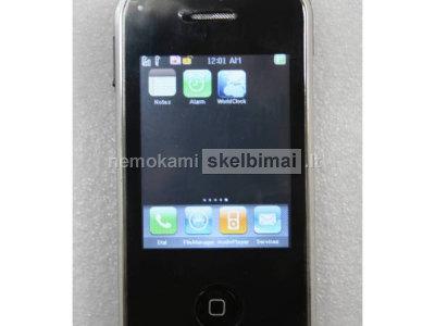 AKCIJA Cesim MI - 901 naujas mini dviejų SIM kortelių telefonas tik 29