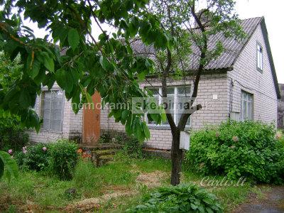 Namas ir žemės sklypas Mokyklos g, Pastrėvio k, Elektrėnų sav
