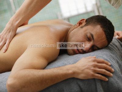 Erotinis - Egzotinis Masažas Vyrams Išbandyk