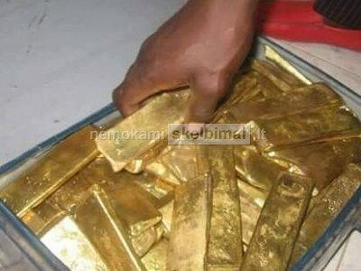 Aukso luitai, aukso dulkės, Nuggets ir deimantais