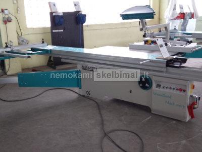 20 - 60 - 539 Formatinio pjovimo staklės MJ6132TA 400 Woodland Machinery naujos