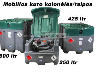 MOBILIOS KURO TALPOS, ADBLUE TALPYKLOS