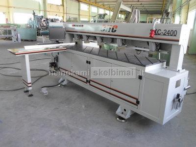 20 - 90 - 534 CNC gręžimo - kaltavimo staklės WOODLAND MACHINERY naujos