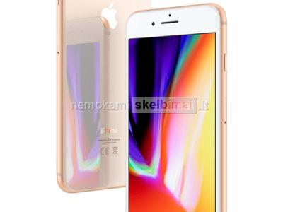 Apple iPhone 8 plius, 5. 5, IOS 11