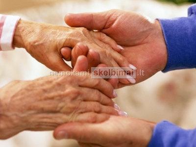 Neįgaliųjų ir vienišų senelių lankymas, priežiūra ir globa jų namuose, Kaune