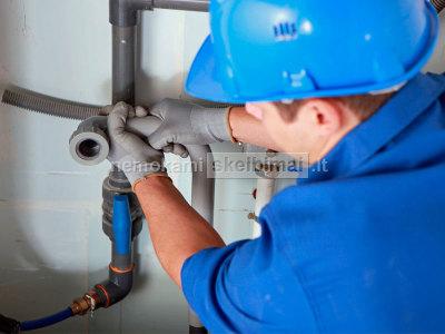 Santechnikos, elektros, instaliacijos, šildymo darbai