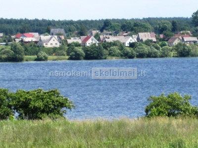 Pigiai parduodami namų valdos sklypai prie Vievio ežero
