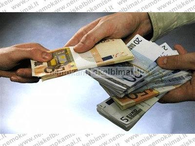 Gauk kreditą - Paskolos
