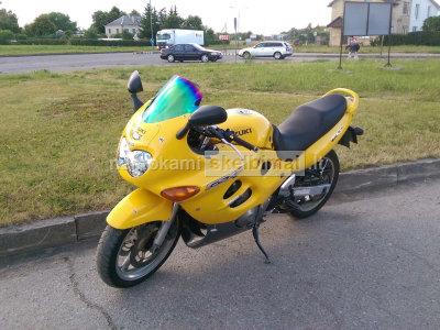 Suzuki GSX 600F sportinis kelioninis motociklas