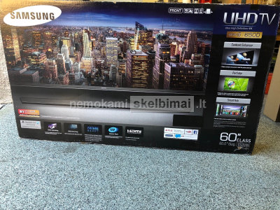 Samsung NU7100 Series 75 Class - HDR UHD Smart LED televizorius