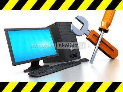 Kompiuterių Remontas netoli Antakalnyje, Žirmūnuose