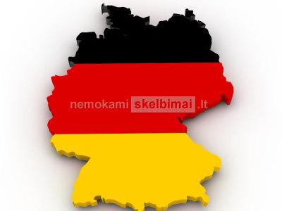 Darbas Vokietijoje siuntų sandėlyje