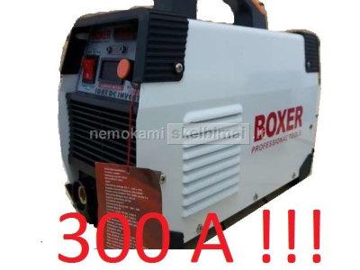 Boxer Mma - 300 Suvirinimo aparatas