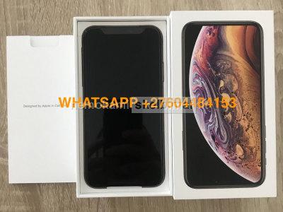Apple iPhone XS - 64GB - 540, iPhone XS Max 64GB 620, iPhone X 64GB 400