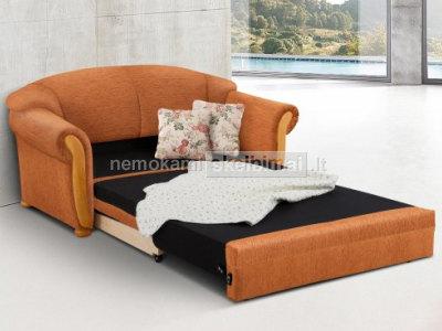 Miegamas dvivietis fotelis MILANO Vokiškas www. bramita. lt