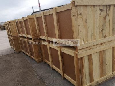 Mediniai transportavimo konteineriai