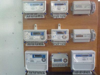 Elektros skaitikliai, modulinis elektros skaitiklis
