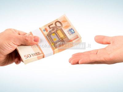 finansavimas visiems