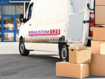 Krovinių pervežimas Klaipeda - Perkraustymo paslaugos Klaipeda