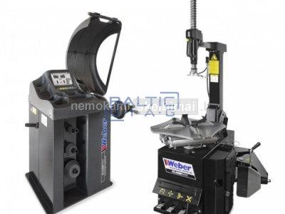 Weber balansavimo Classic ir montavimo Classic H - 1024 staklės