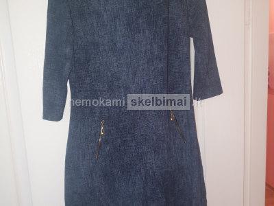 Tamsiai mėlyna suknutė Numoco