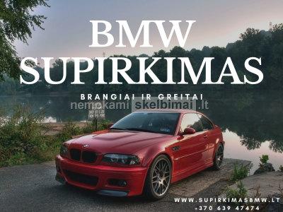 BRANGIAI IR GREITAI SUPERKAME BMW AUTOMOBILIUS