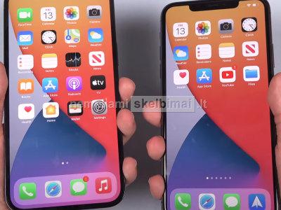 iPHONE 12 - AMOLED - 512GB DEKLAS DOVANU