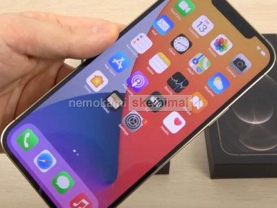 iPHONE 12 PRO - 512GB DEKLAS